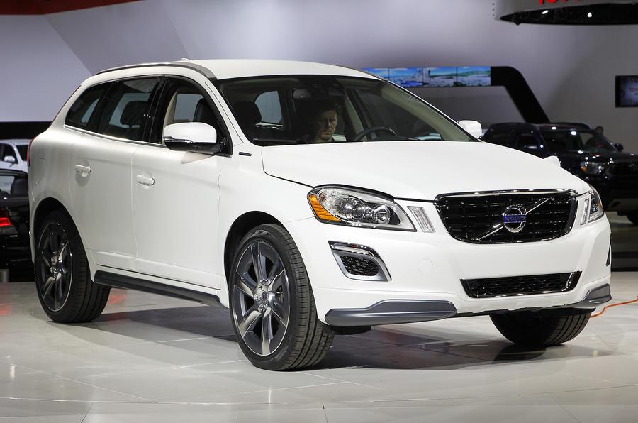 Detroit show: Volvo XC60 Plug-in