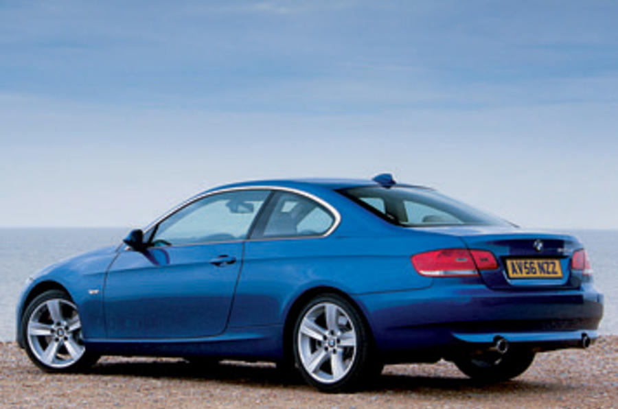 Bmw 335d Se Coupe First Uk Drive