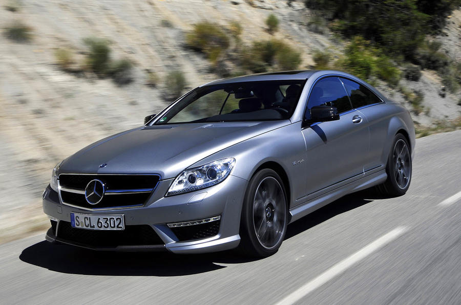 Mercedes Benz Cl 63 Amg Review Autocar