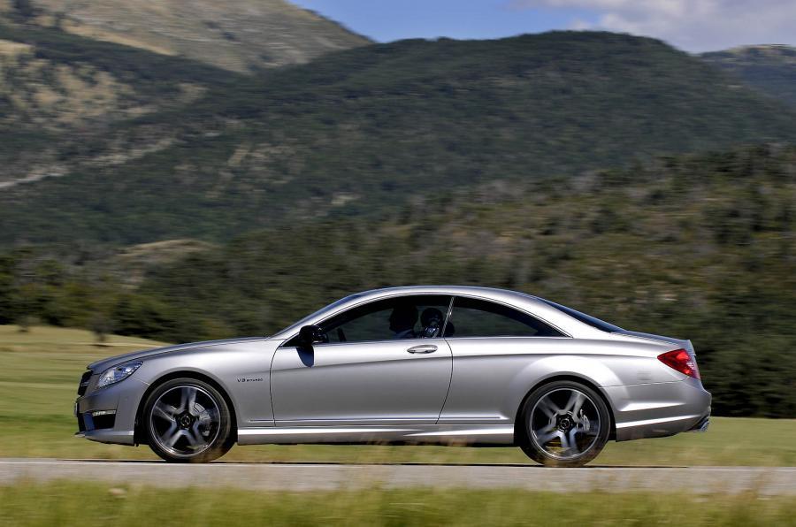 £111,986 Mercedes-AMG CL 63