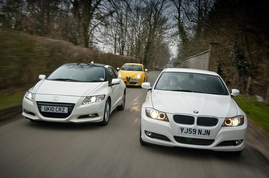 Autocar's 2010 review: April