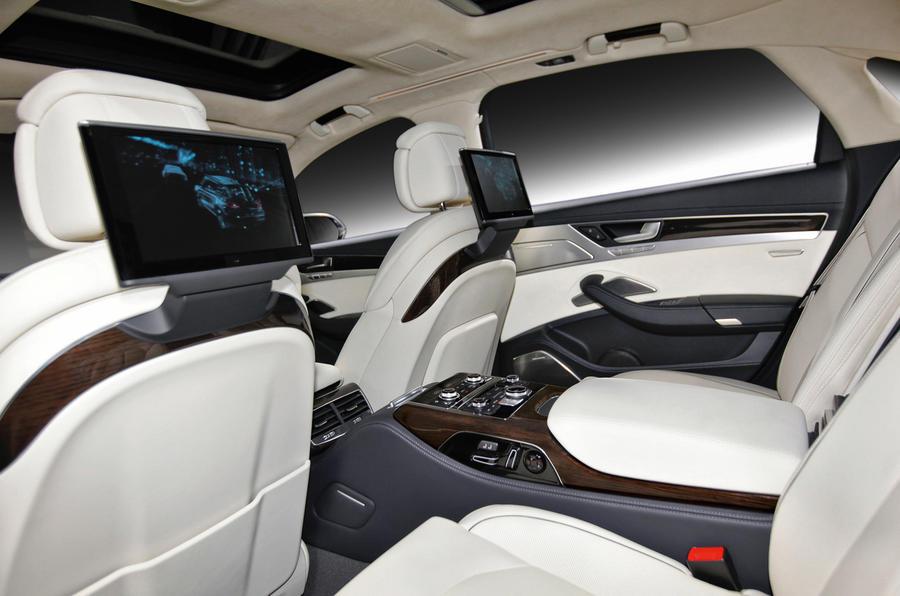 audi a8 l w12 review autocar. Black Bedroom Furniture Sets. Home Design Ideas