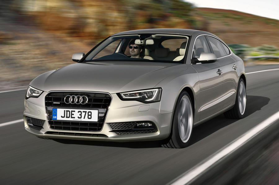 Image Result For Audi A Sportback Tdi