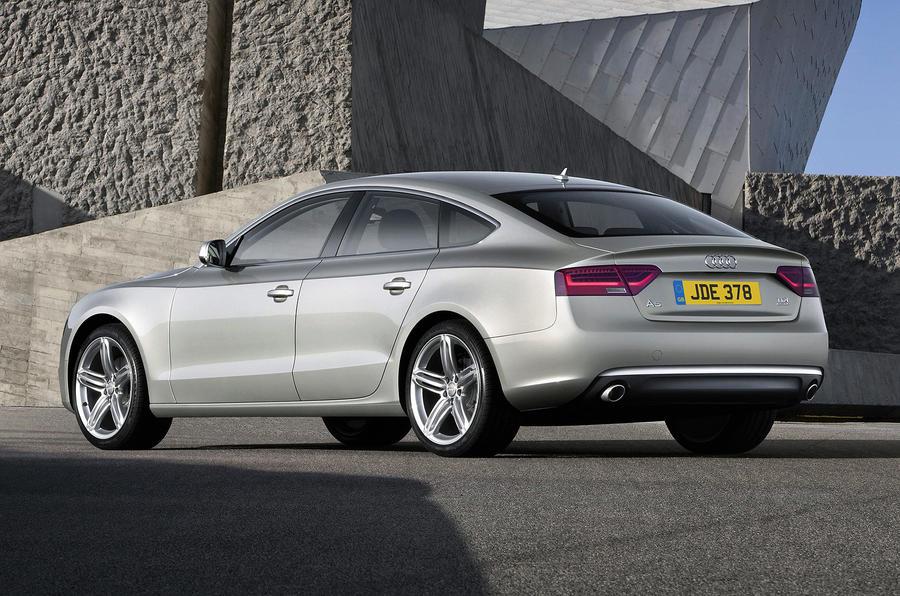 Audi a5 tdi quattro review 11