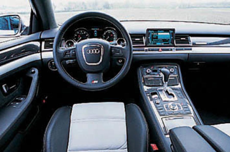 Audi S8 2002 2015 Review Autocar