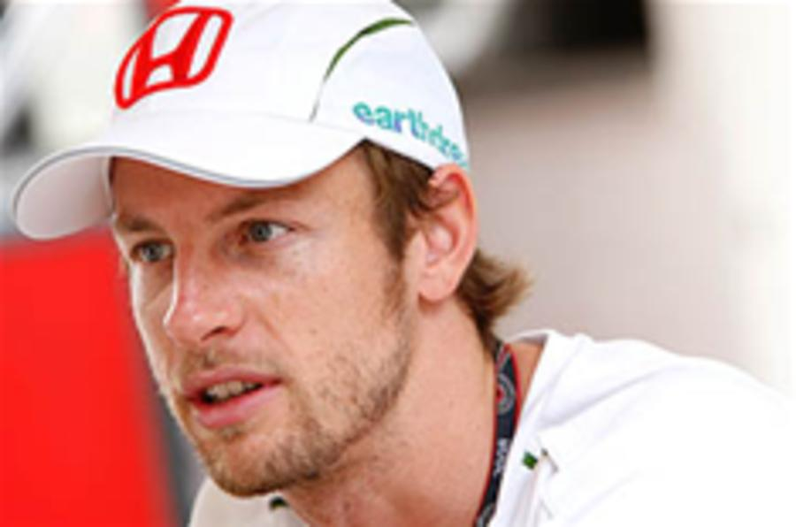Button optimistic on F1 future