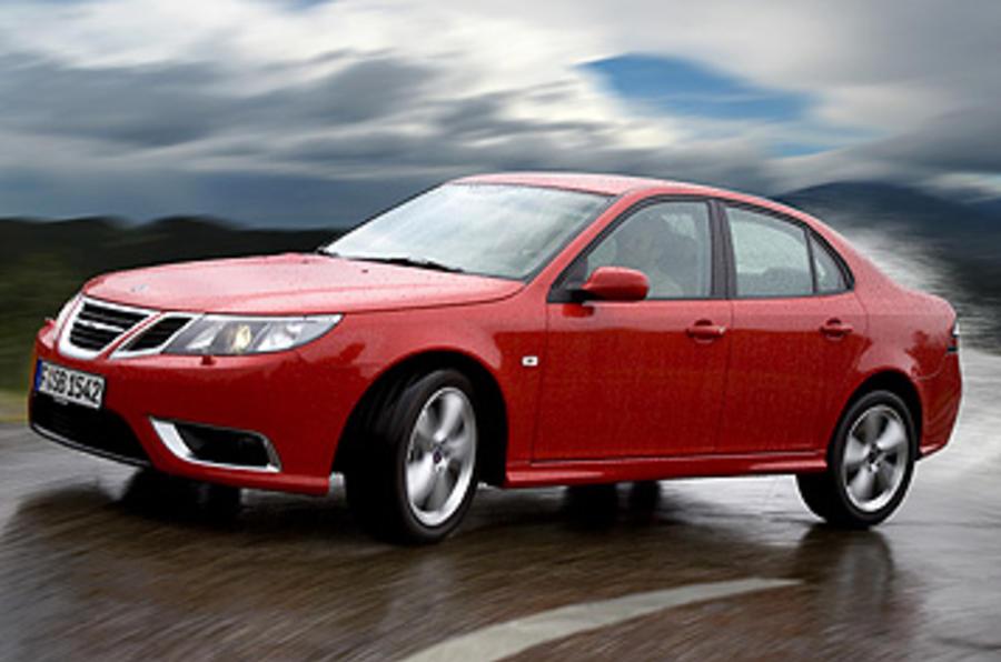 Saab 9-3 2.0 XWD