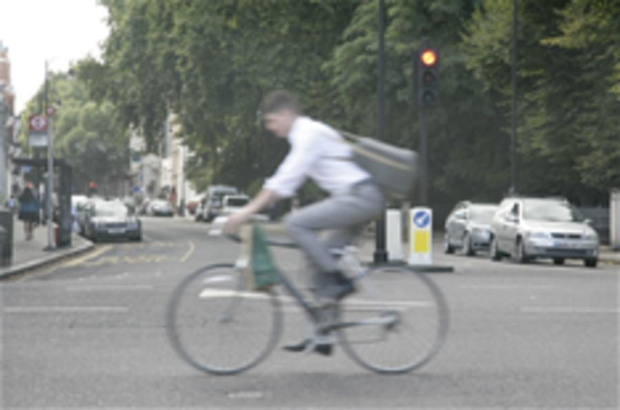 Westminster plans cyclist powers
