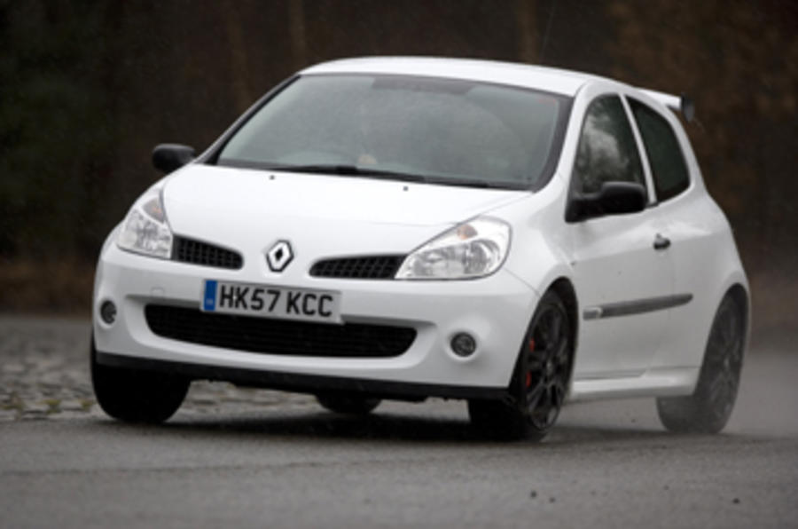 Renault Clio 197 Cup