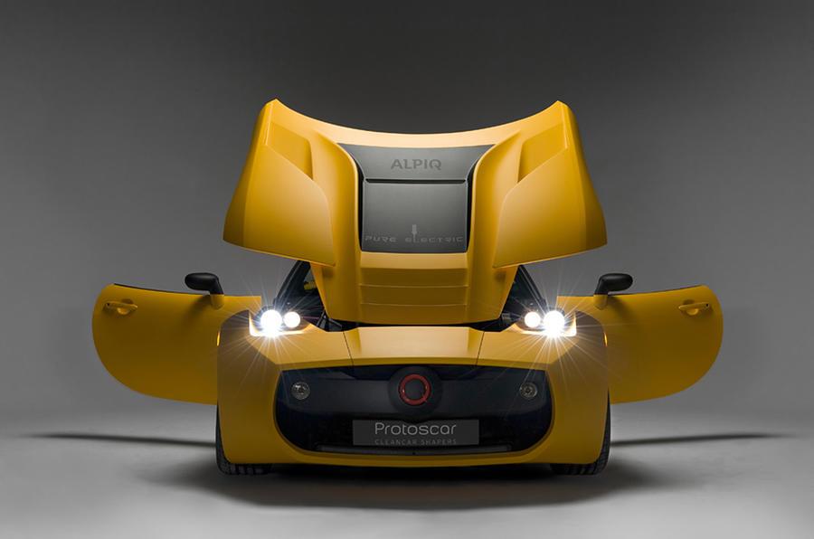 Geneva motor show: Protoscar Lampo 2