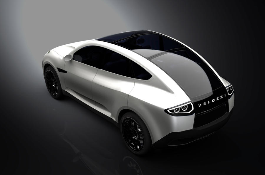 Microturbine supercar revealed
