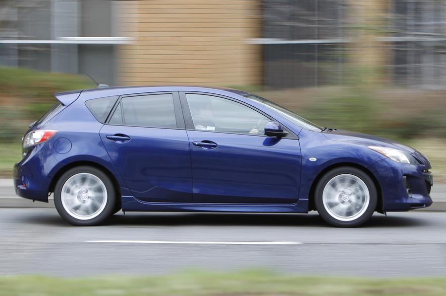 Mazda 3 2.2D 185 Sport
