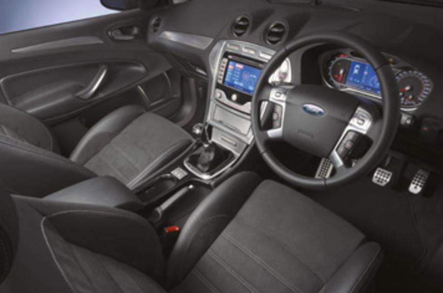 Ford Mondeo 2.3 Ghia