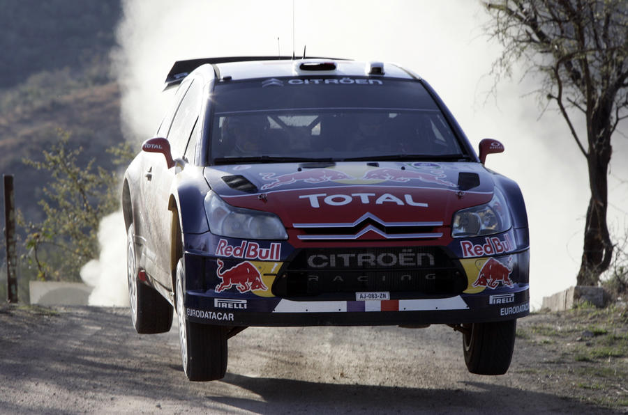 Loeb, Meeke enjoy rally success