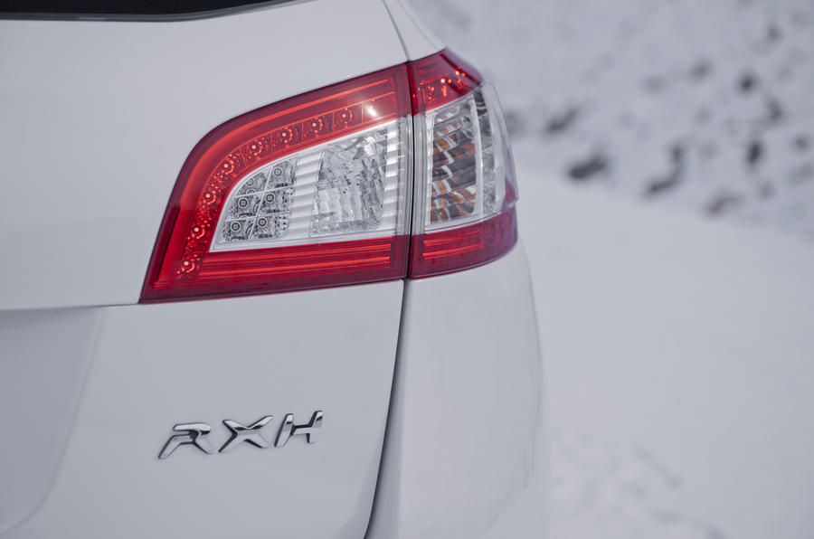 Peugeot 508 RXH rear lights