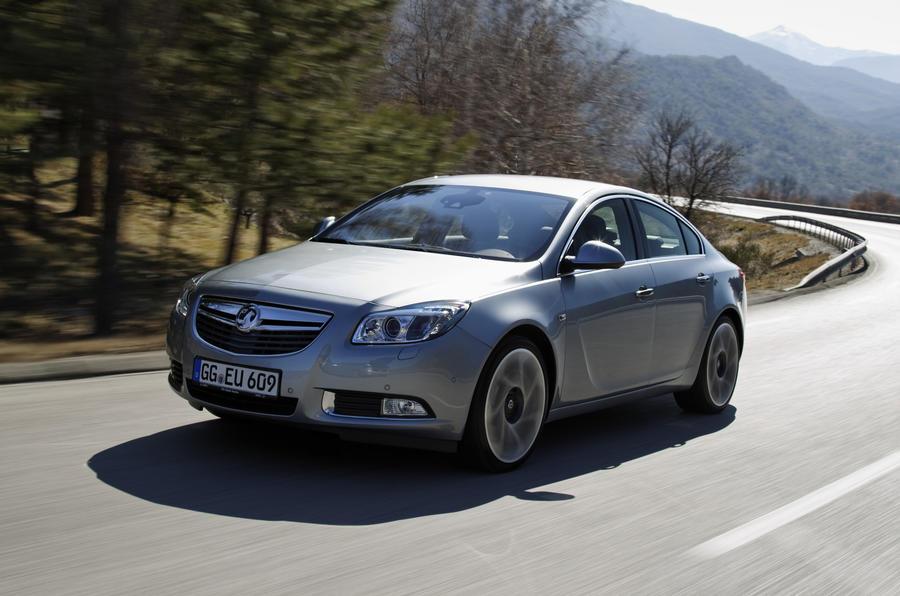 192bhp Vauxhall Insignia 2.0 CDTi BiTurbo 4x4