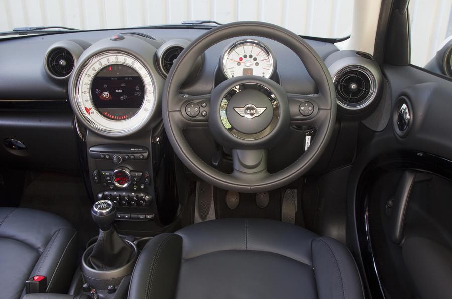 Mini Countryman 1.6D 2WD