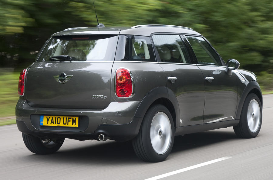 Mini Countryman 1.6D 2WD