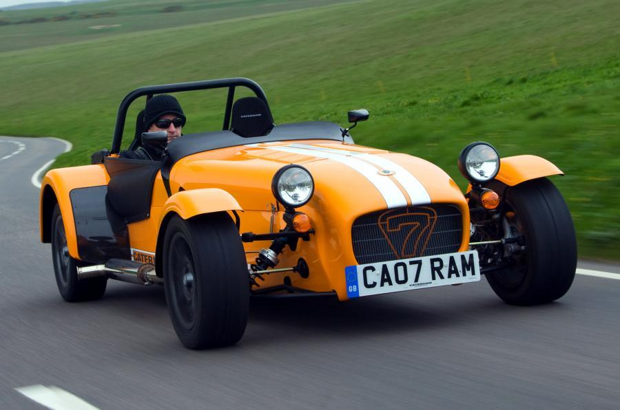 £19,995 Caterham Seven Supersport track car