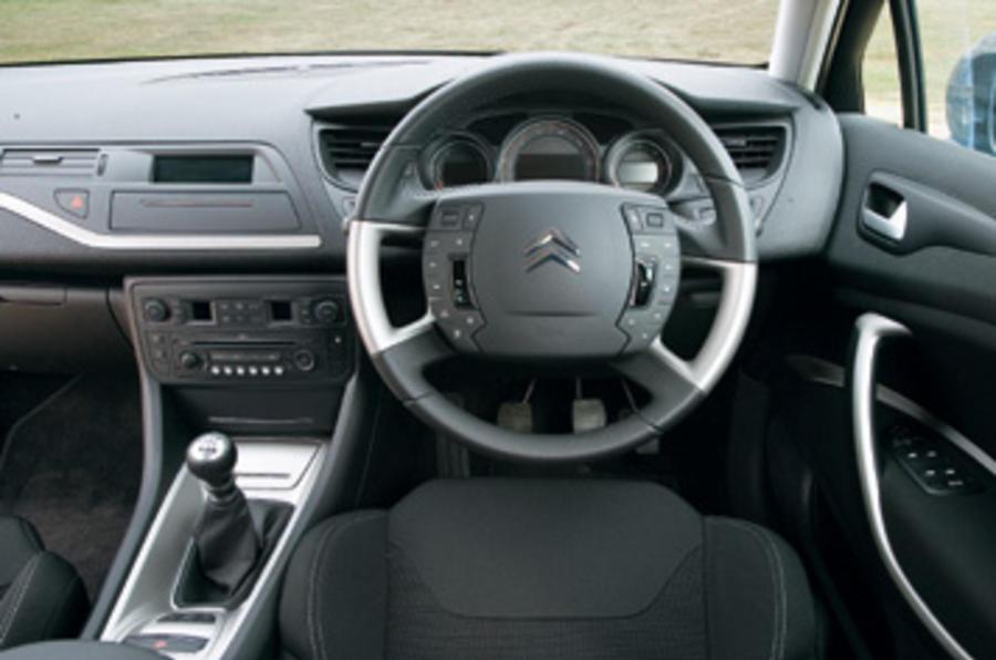 Citroën C5 2.0i VTR+