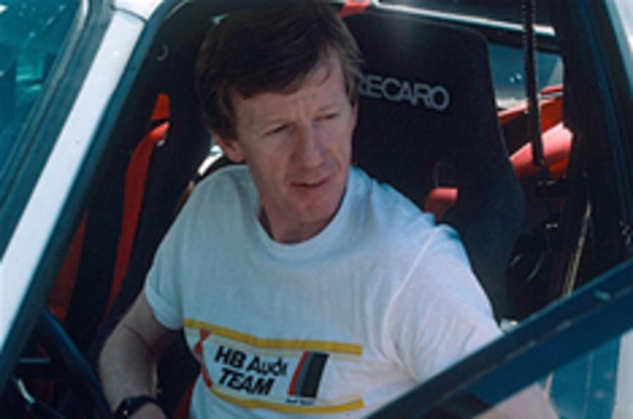 Röhrl gets Audi drive