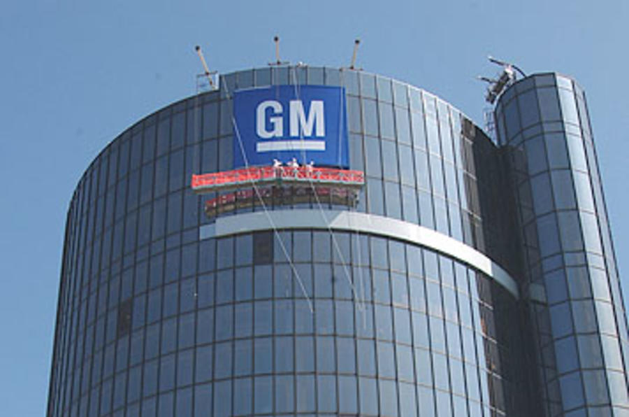 GM posts $1.3bn profit