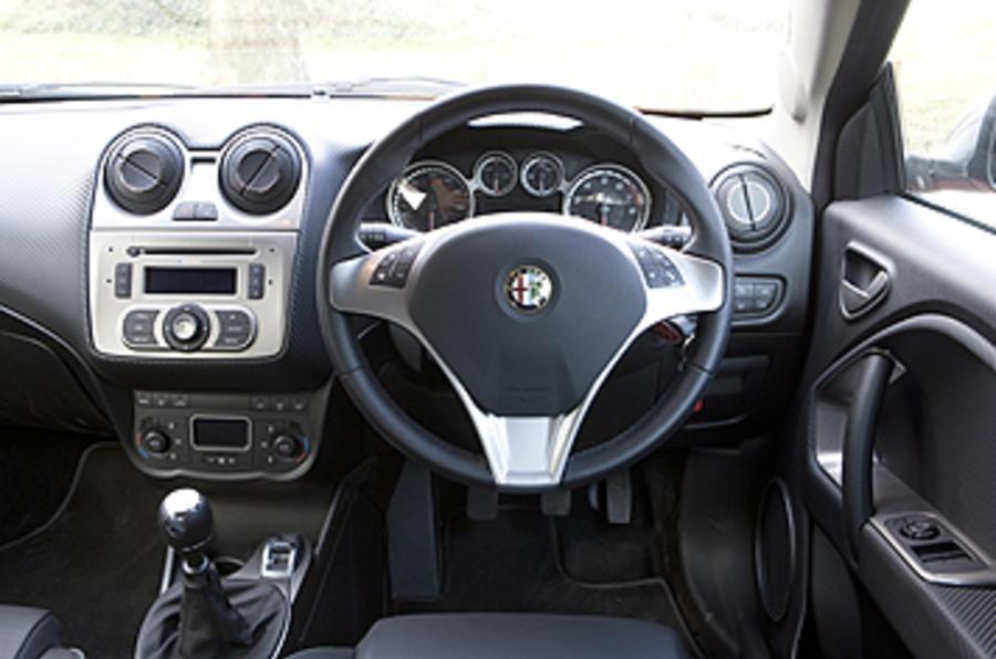 Alfa Romeo Mito 155 T-Jet Veloce