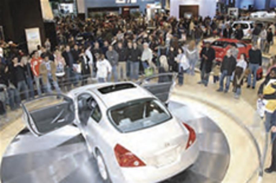 New York motor show in full