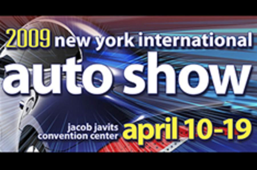 New York motor show report