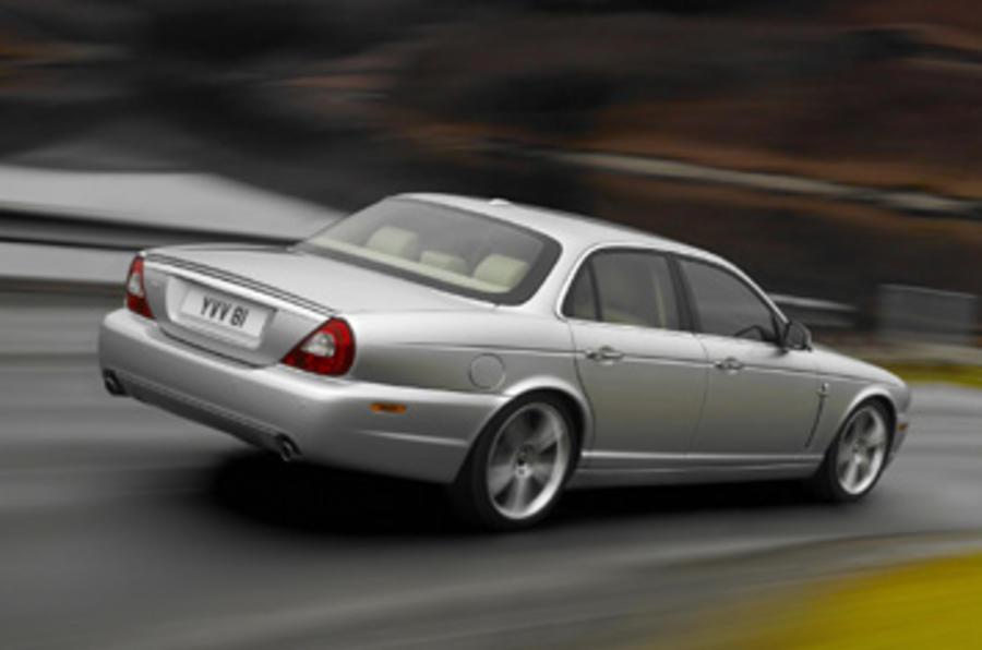 Jaguar XJ Sovereign LWB