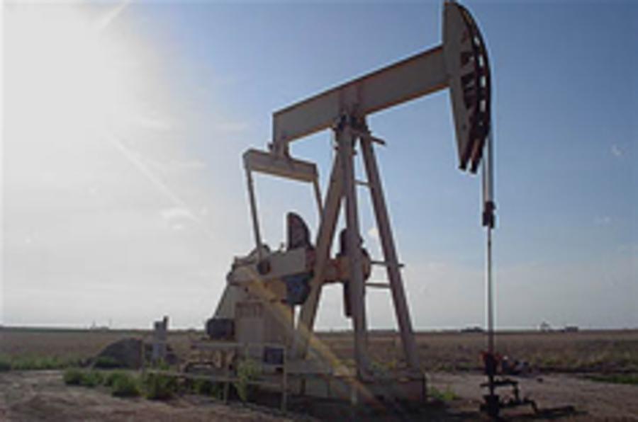 Oil price soars again
