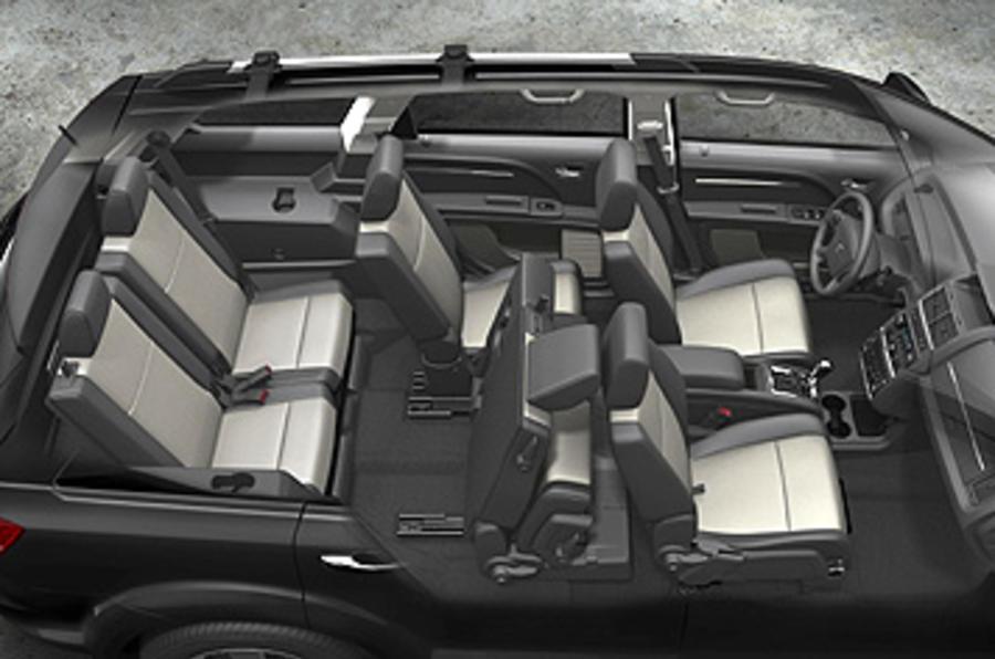 Dodge Journey 2.0 CRD R/T
