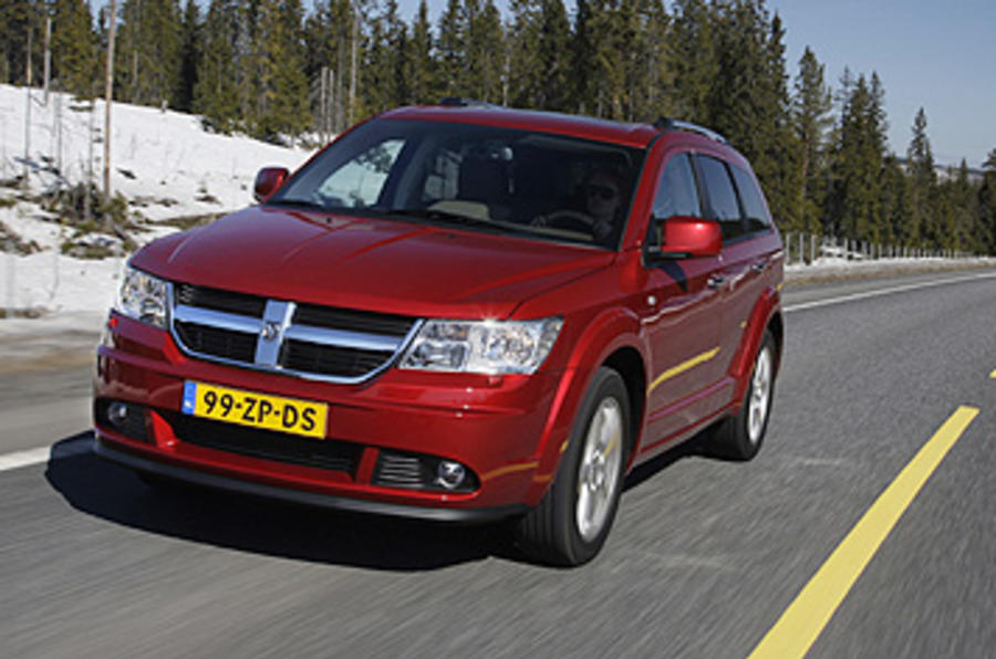 Dodge Journey 2.0 CRD R/T review | Autocar