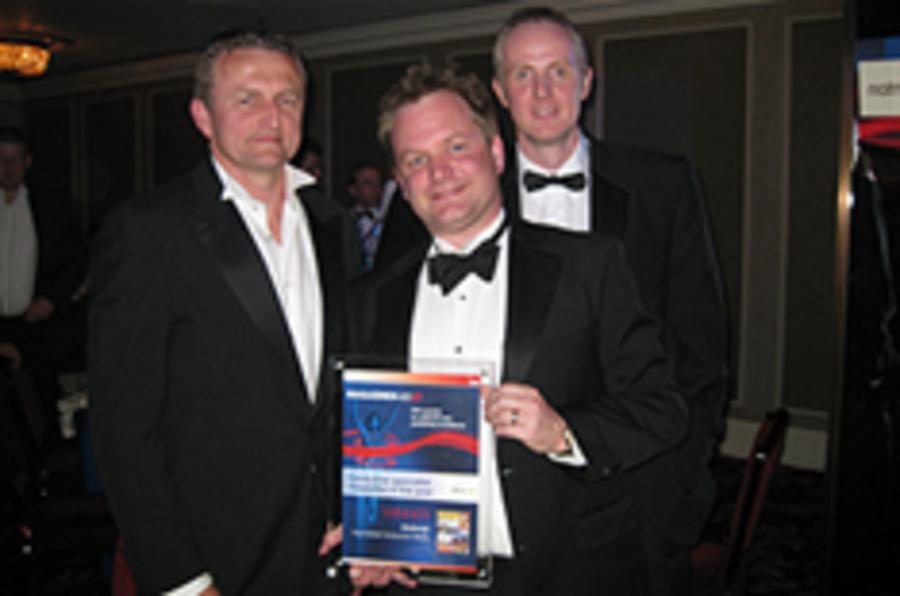 Autocar wins PPA award