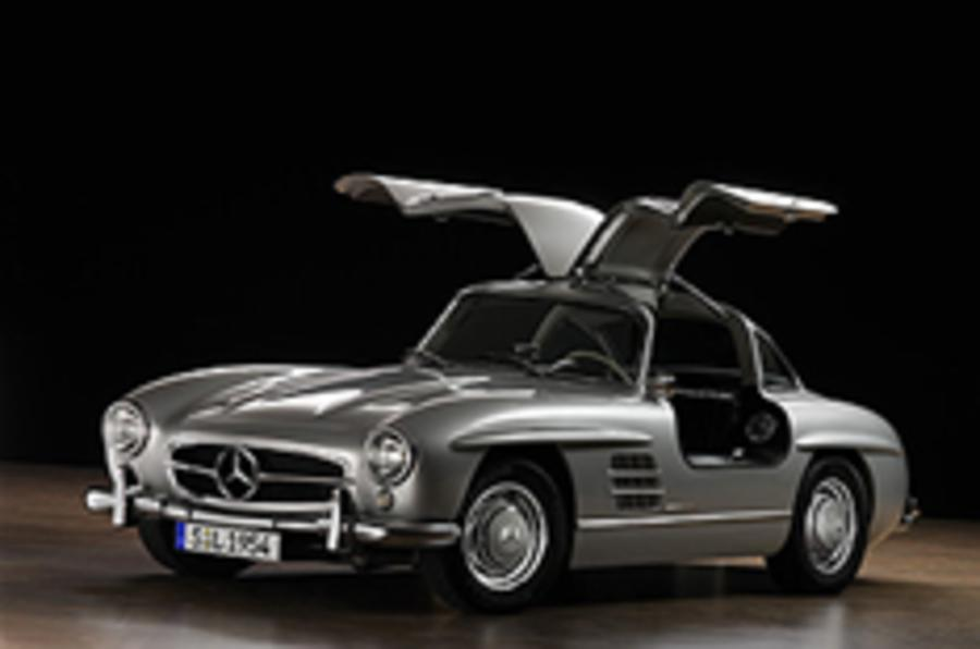 Gullwing 300SL replica
