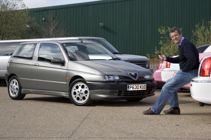 We buy an Alfa 145 Cloverleaf