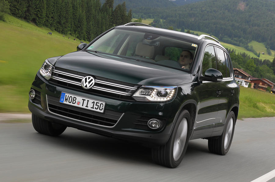 volkswagen tiguan 2 0 tdi 170 review autocar. Black Bedroom Furniture Sets. Home Design Ideas