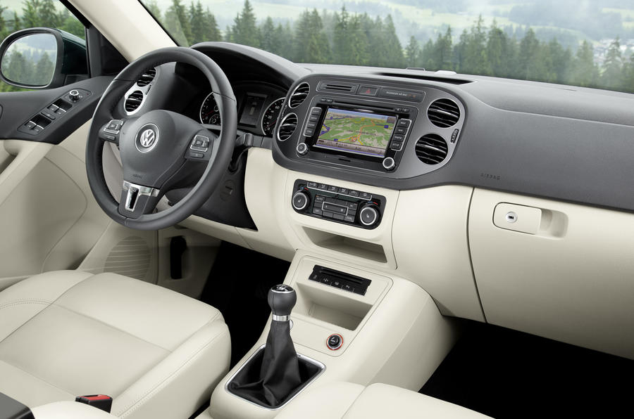 VW Tiguan 2.0 TDI 170