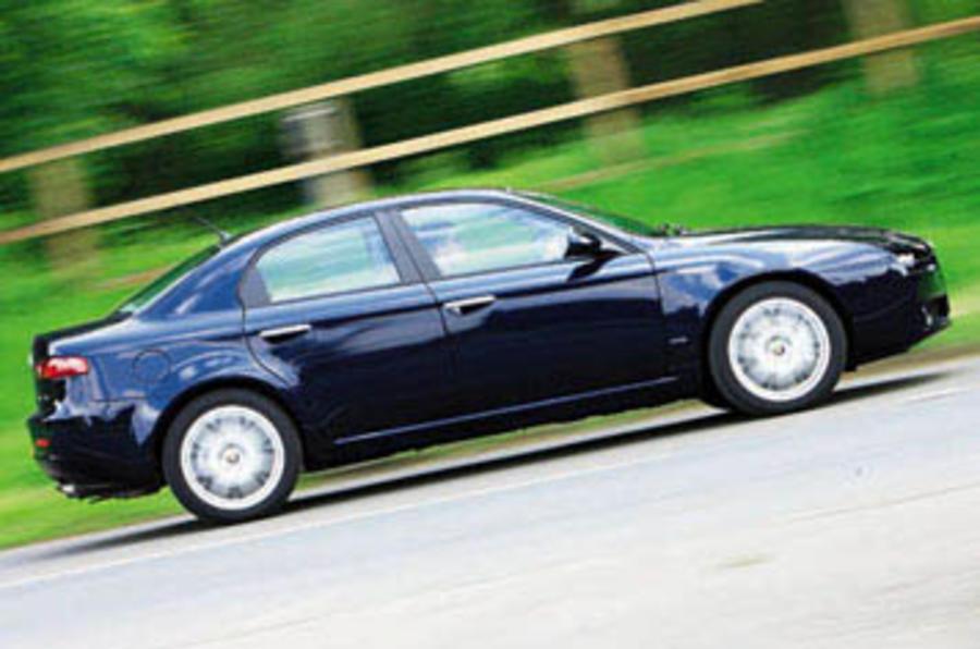 Alfa Romeo 159 3.2 V6