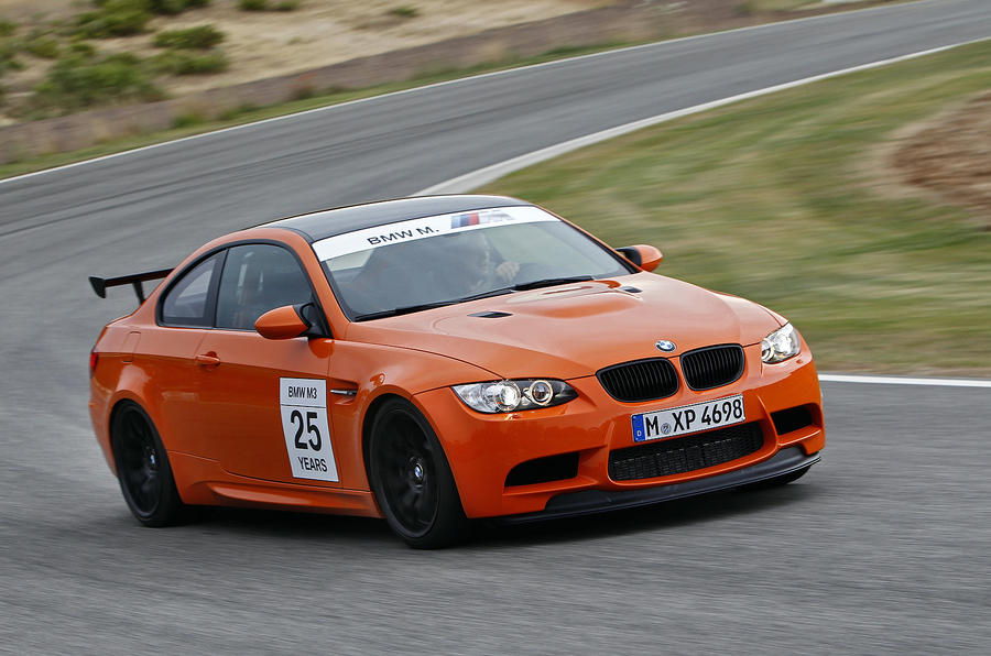 Bmw M3 Gts 4 4 V8 Saloon First Drive