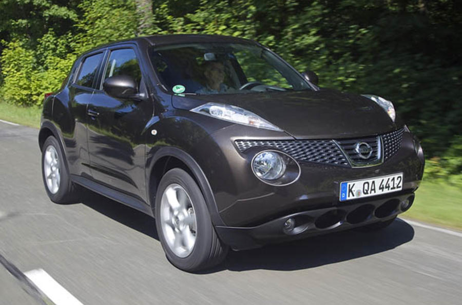 nissan juke 1 5 dci tekna review autocar. Black Bedroom Furniture Sets. Home Design Ideas
