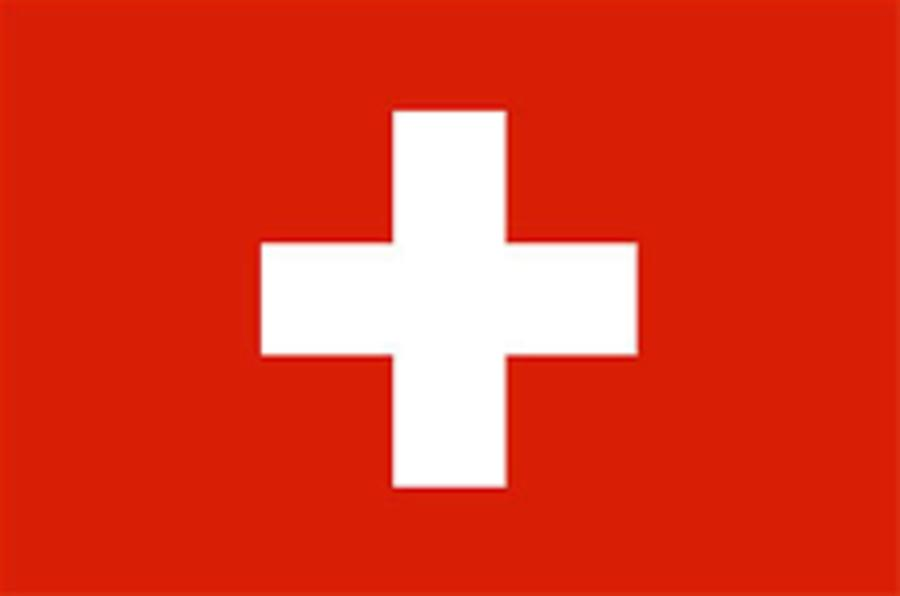 Swiss neutralise car industry