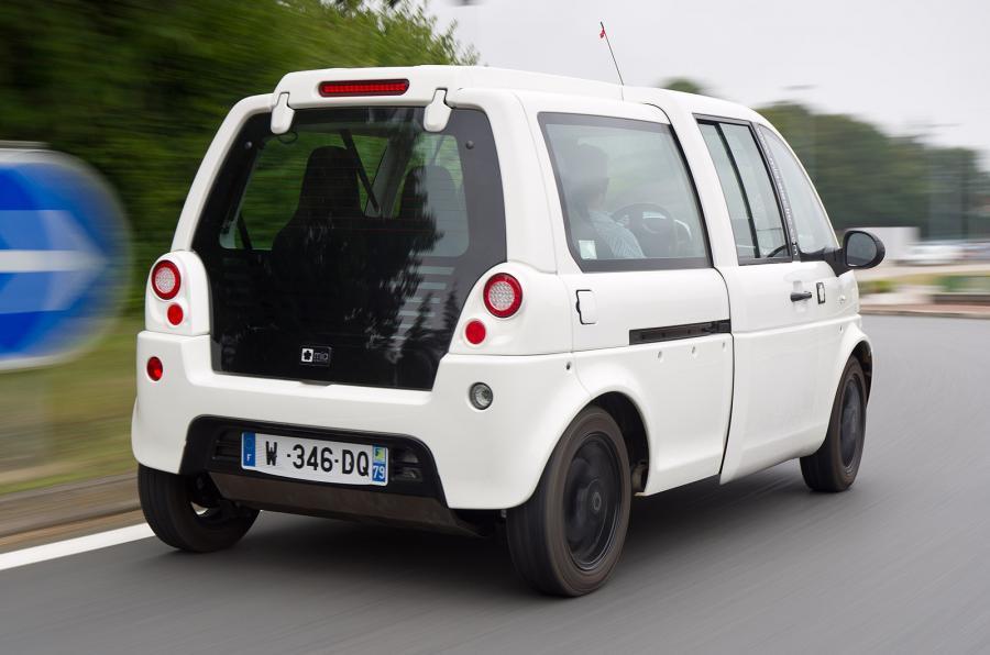 Mia Electric Review 2017 Autocar