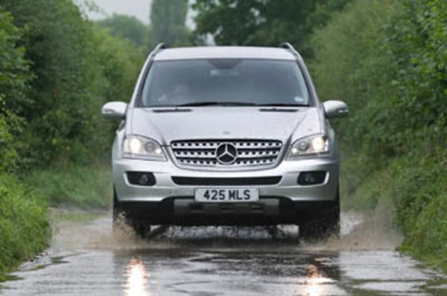 Mercedes Benz Ml 320 Cdi Review Autocar