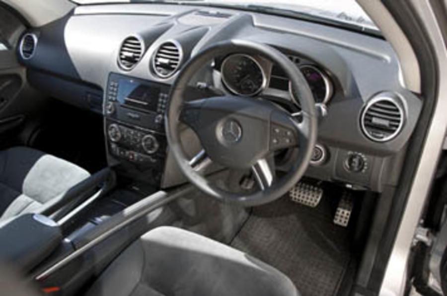 Mercedes-Benz ML 320 CDI