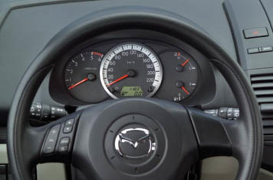 Mazda 5 2.0D
