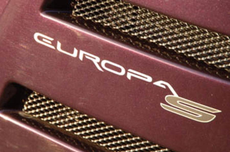 Lotus Europa 2.0 S