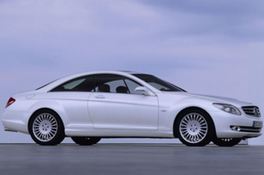 Mercedes-Benz CL 500