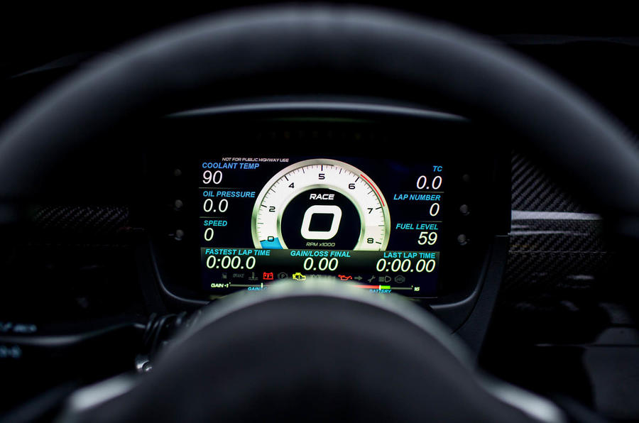Lotus 3-Eleven 430 review race metrics