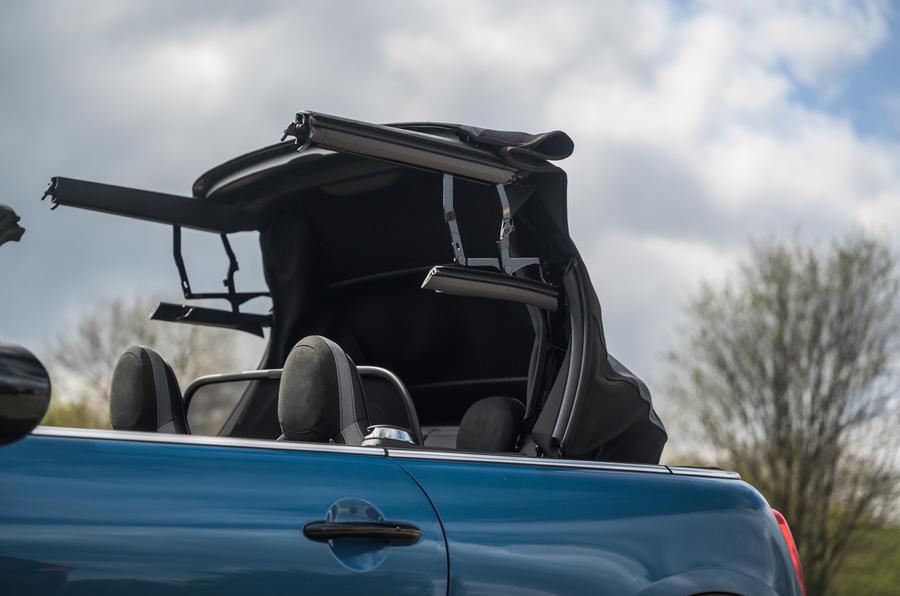 9 Toit de la Mini Cabriolet 2021 RT